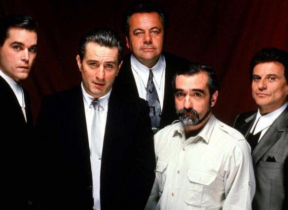 Películas de crimen y suspenso Goodfellas de Scorsese