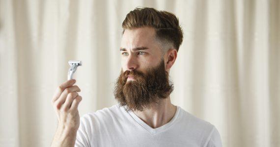 Cortes de cabello para hombre con barba