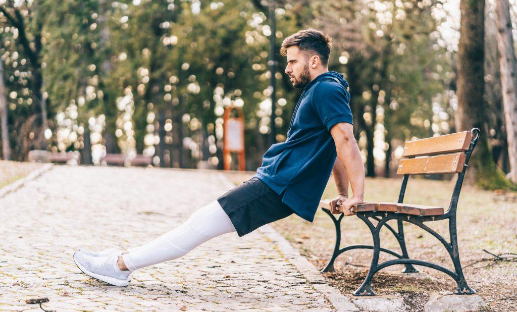 Ejercicios de tríceps para ganar masa muscular en los brazos