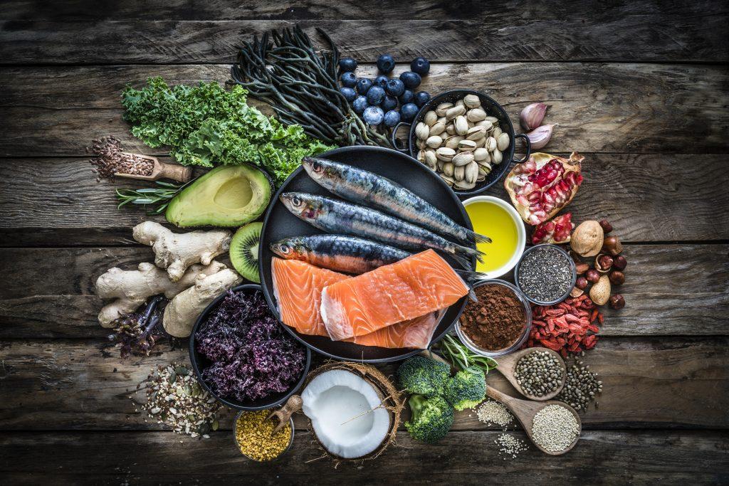 Ganar masa muscular con alimentos altos en proteínas