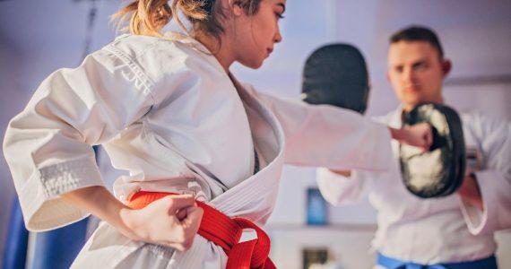 qué es el karate