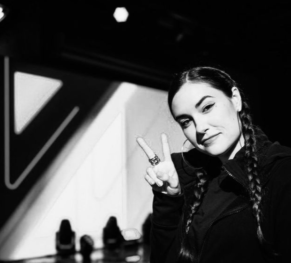 Sasha Grey fotografía en blanco y negro actrices porno