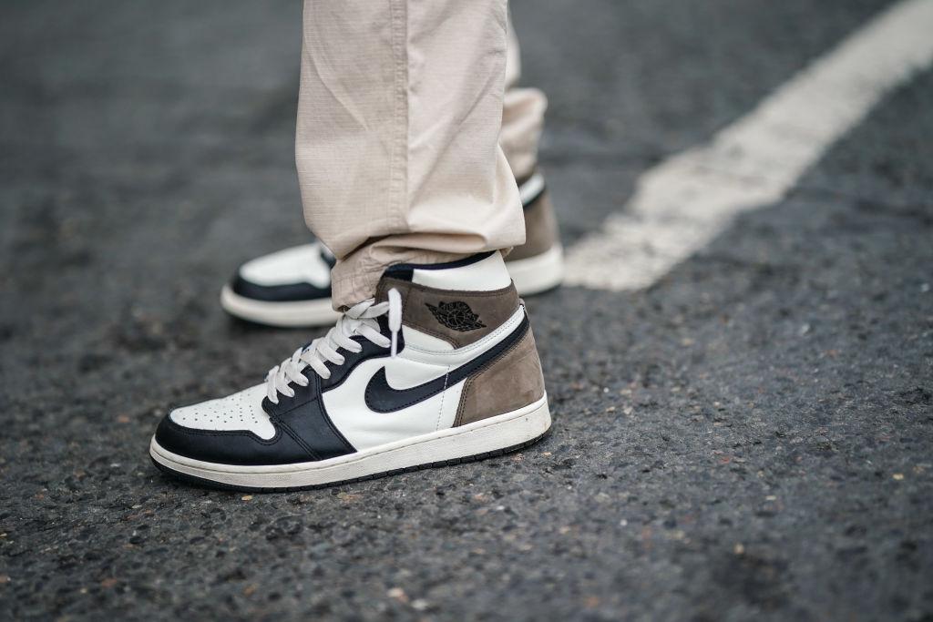 Tenis Jordan grises originales como identificarlos