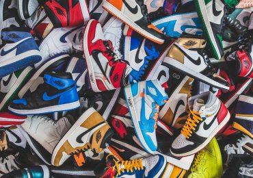 Colección de tenis Air Jordan
