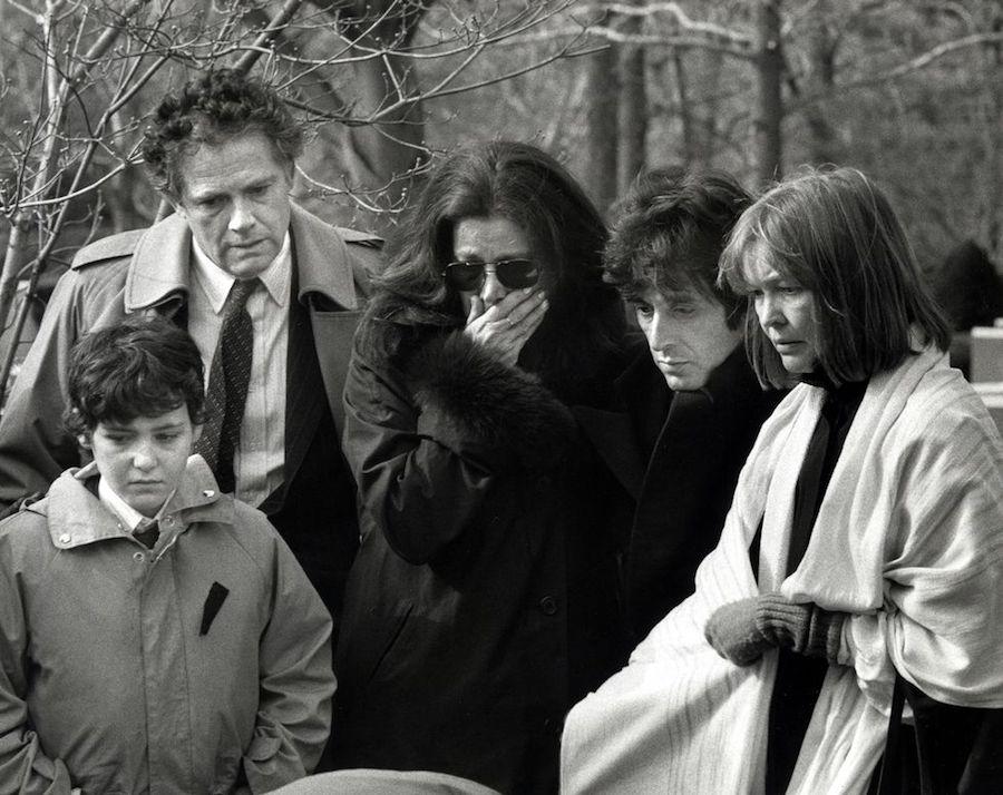 Al Pacino Películas Lee Strasberg