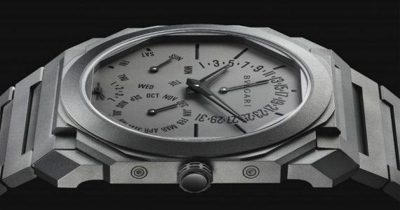 Relojería Bulgari