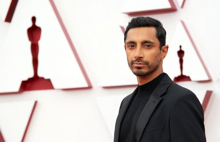 Hombres Mejor Vestidos Oscars Riz