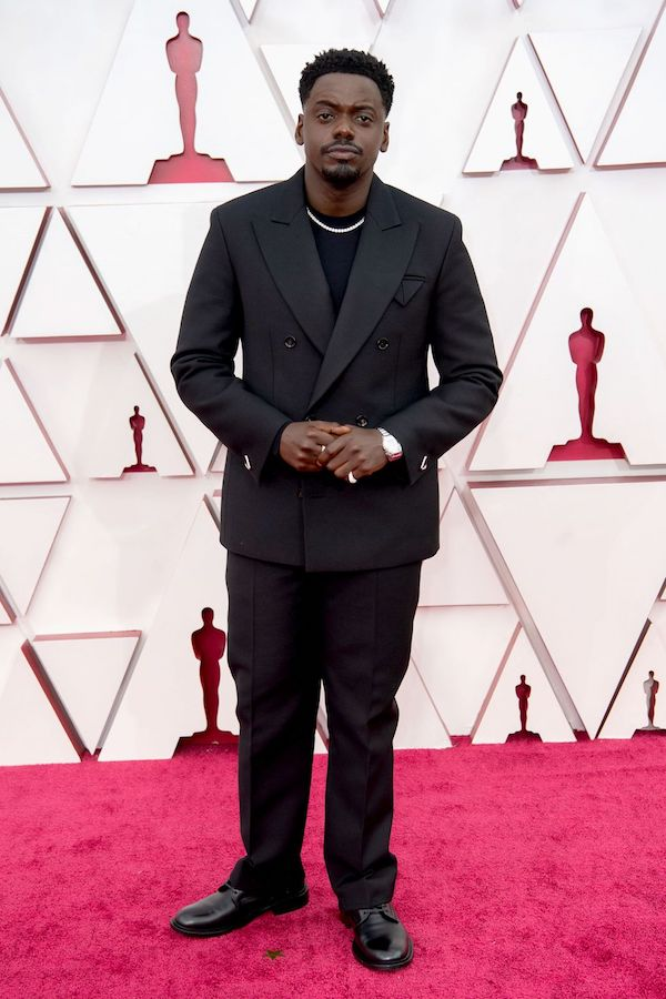 Hombres Mejor Vestidos Oscars Daniel Kaluuya
