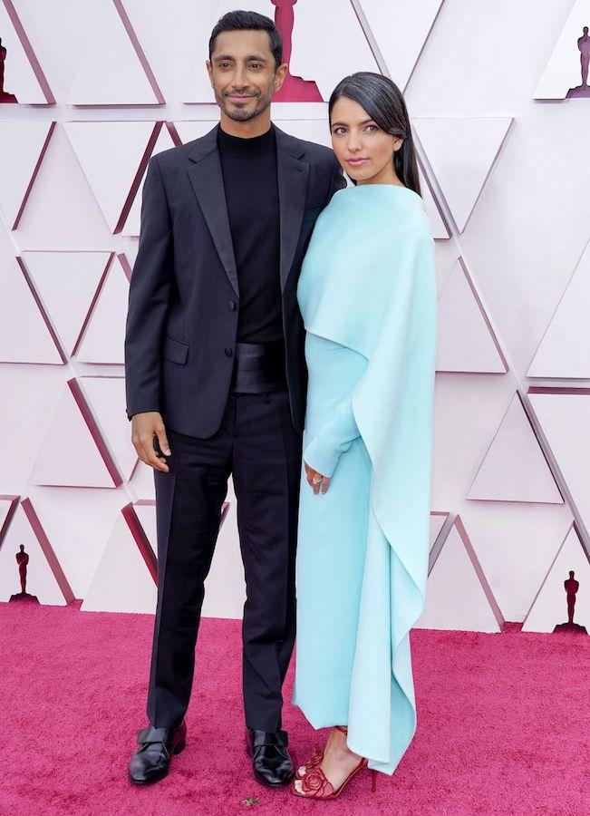 Hombres Mejor Vestidos Oscars Riz Ahmed