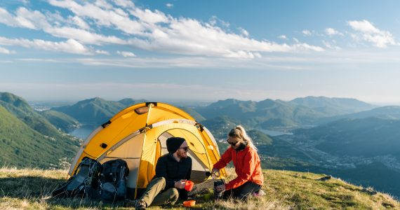 lugares para camping mexico
