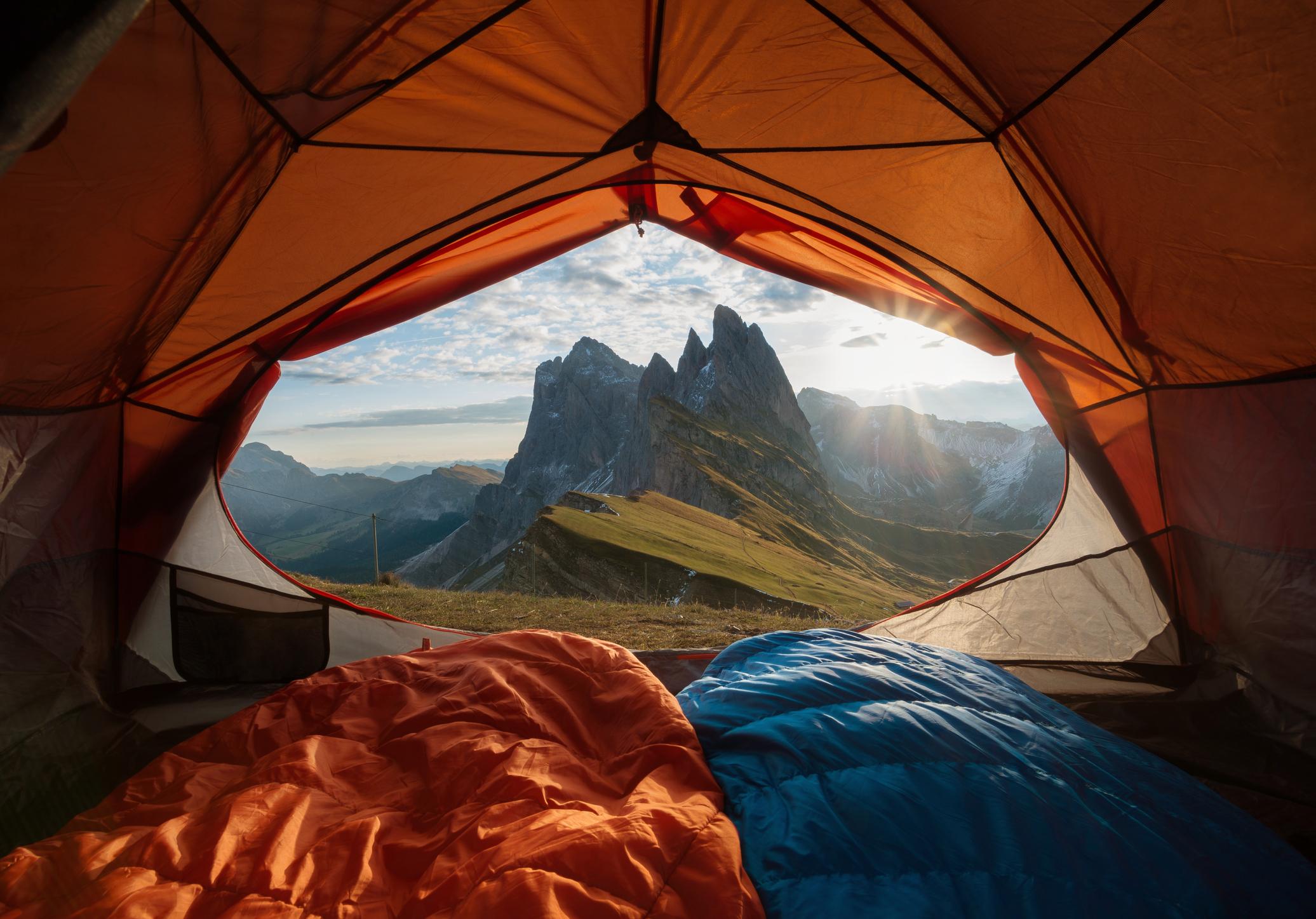 lugares para camping méxico
