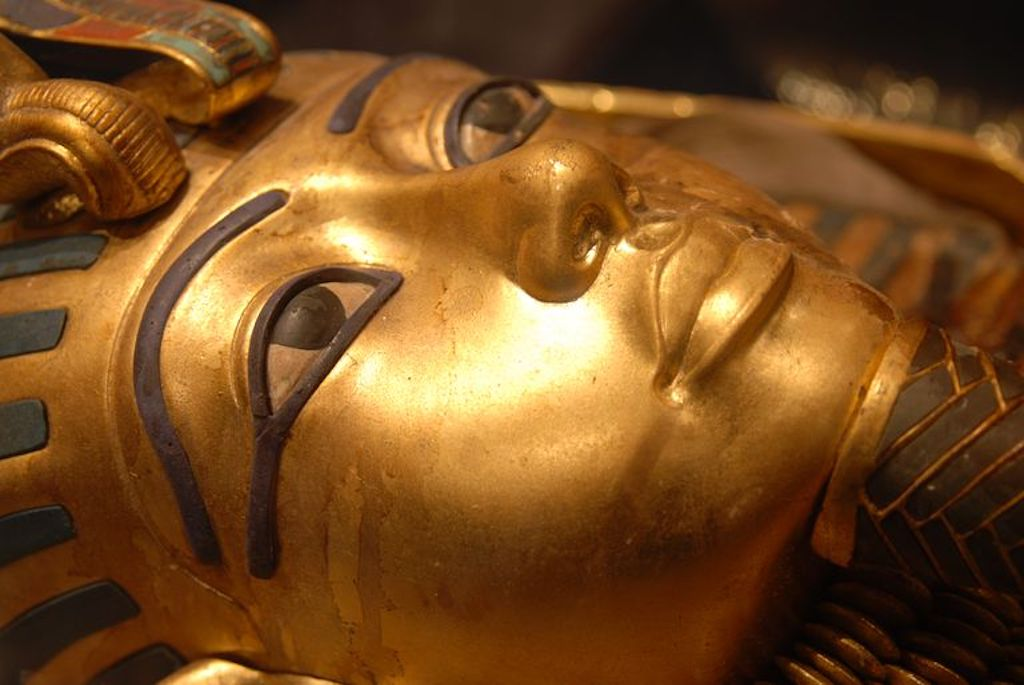 Maldiciones más famosas del mundo Tutankamón