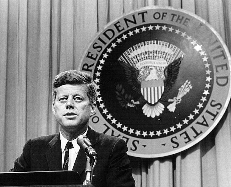Maldiciones más famosas del mundo Kennedy
