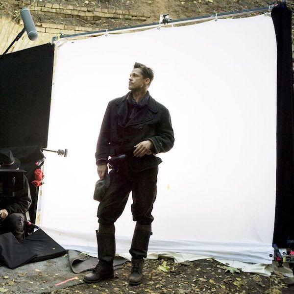 Moda en las películas de Tarantino militar