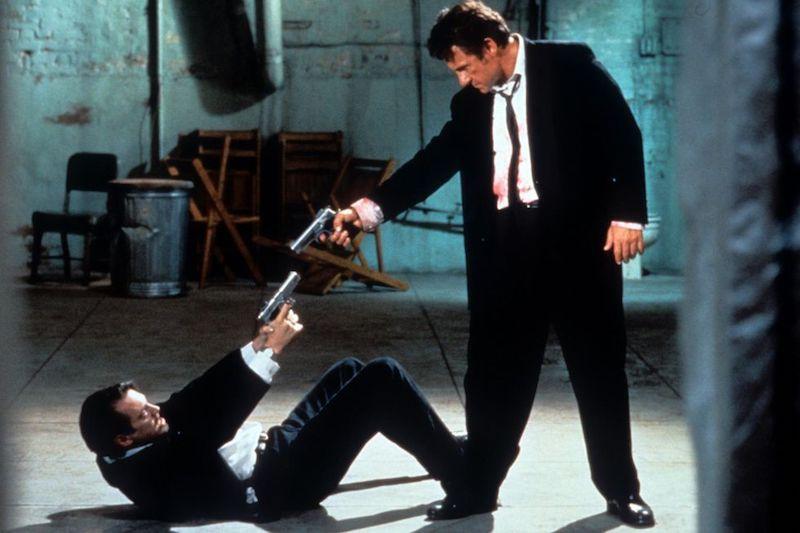 Moda en las películas de Tarantino reservoir dogs