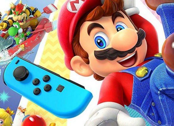 Super Mario Party Actualización
