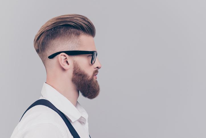 como pedir tu corte de cabello undercut desconectado