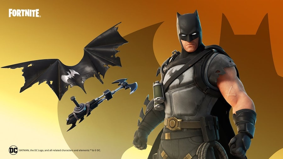 Batman Fortnite Batman