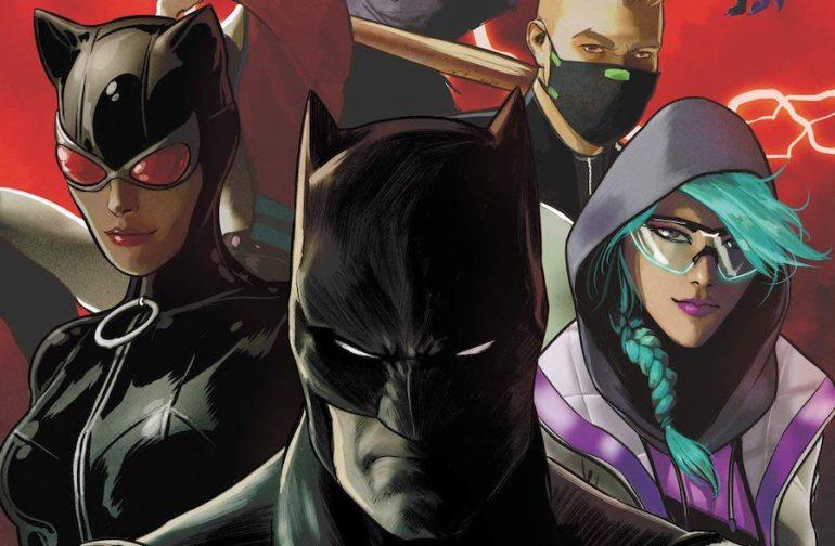 Batman Fortnite Punto Cero