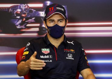 Gran Premio de Mónaco 2021 Checo Pérez