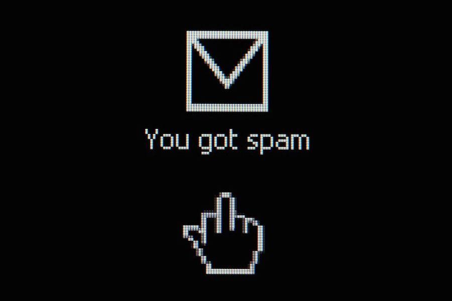 Historia del Internet spam