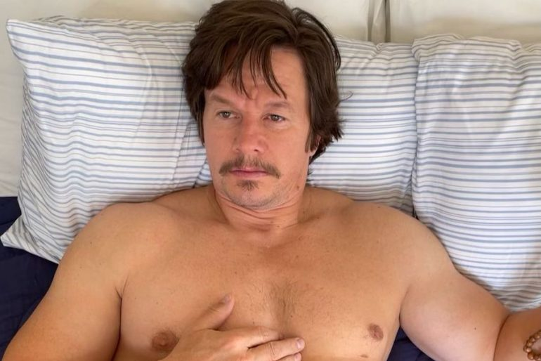 Mark Wahlberg Cuerpo