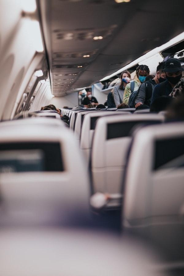 Cómo vacunarse en texas avión