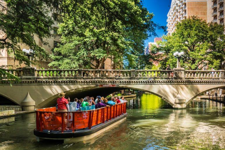 Viajes a Texas puente