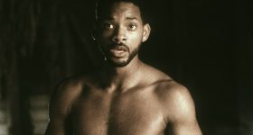 Will Smith sin playera