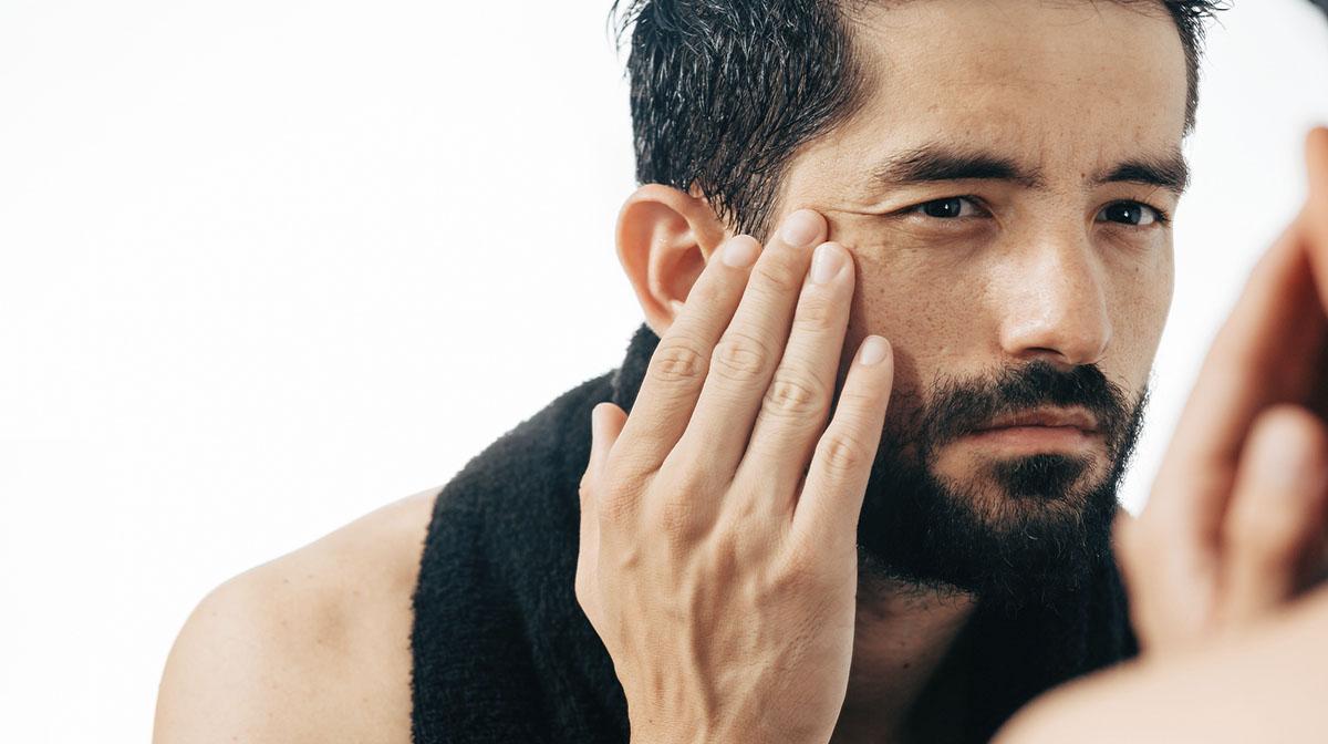 Cuidado de la piel hombres