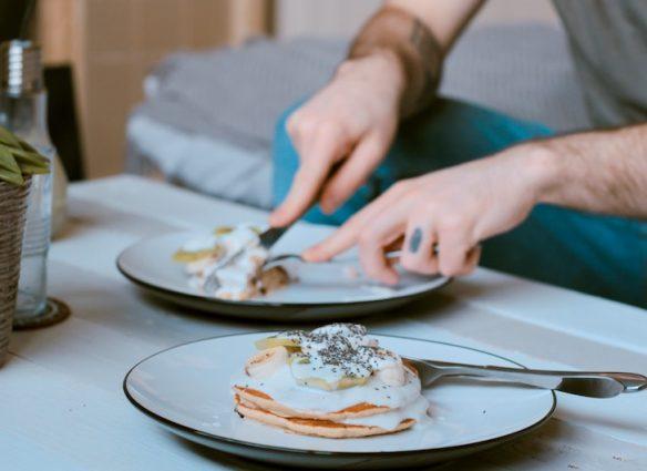 Desayuno para no subir de peso