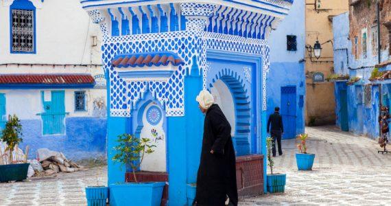 Marruecos Chefchauen