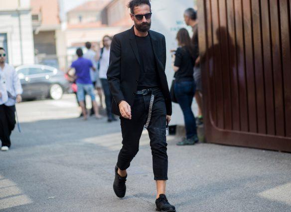 Errores al vestir hombres