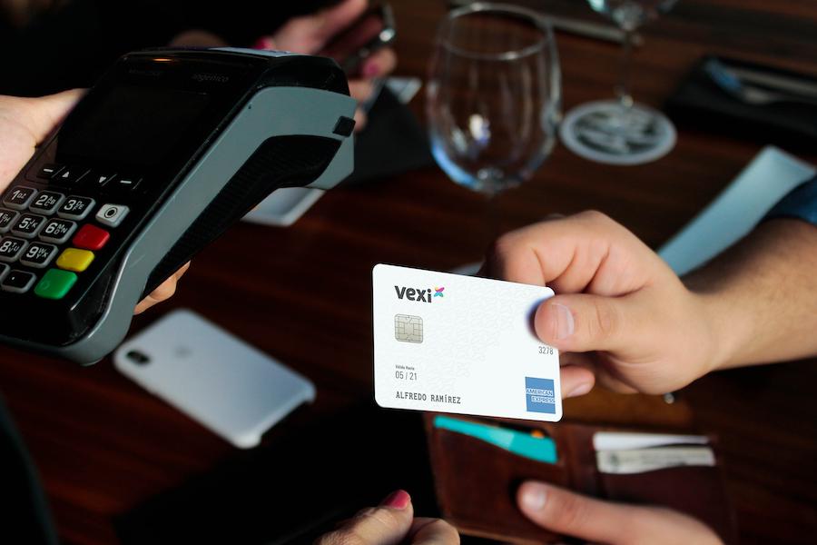 Errores Tarjeta de crédito Vexi