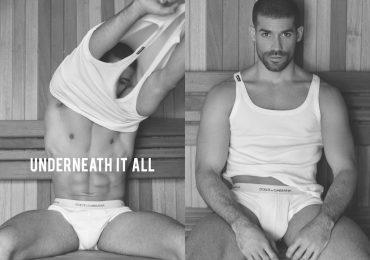 Esquire x Dolce&Gabbana underwear