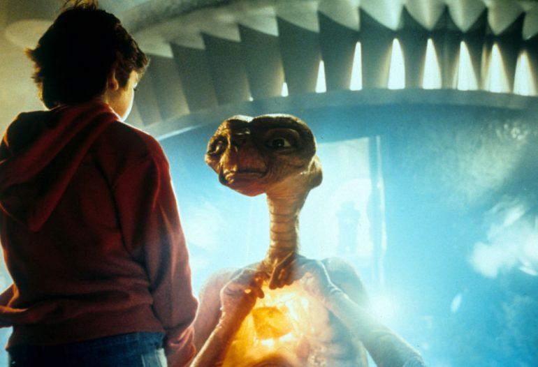 et el extraterrestre curiosidades pelicula steven spielberg