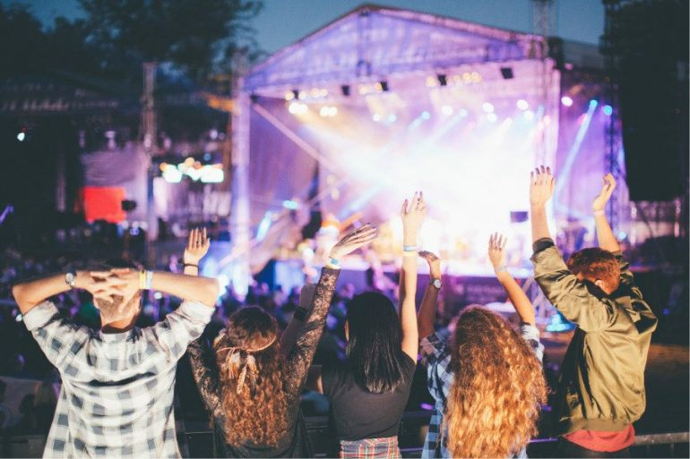 Festivales de música 2021