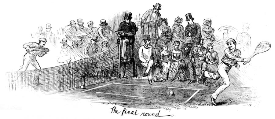Historia de Wimbledon datos
