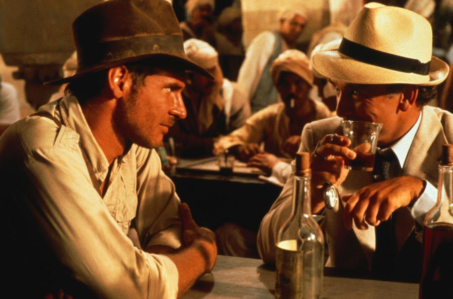 Indiana Jones 40 aniversario belloq