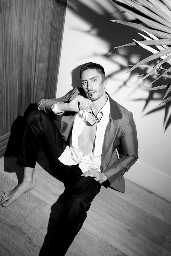 Iván Amozurrutia entrevista fotos