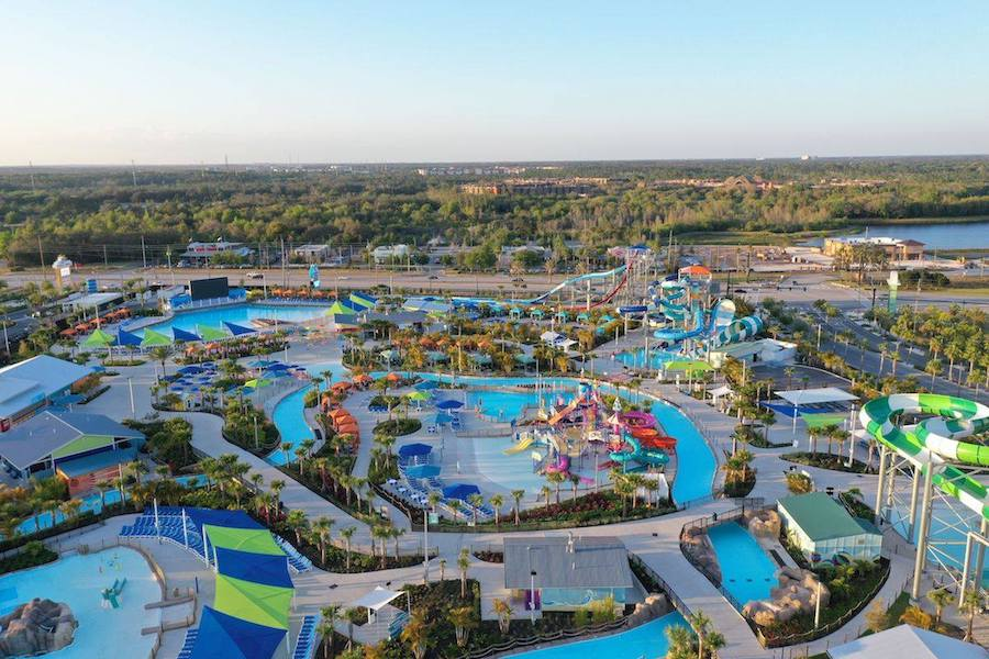 Parques de Orlando Island H2O Live