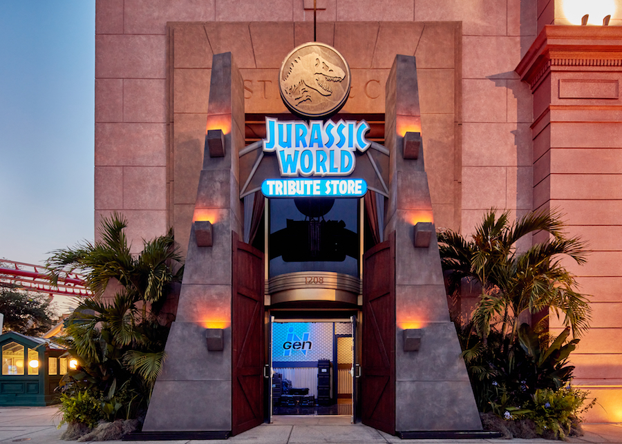 Parques de Orlando Jurassic World