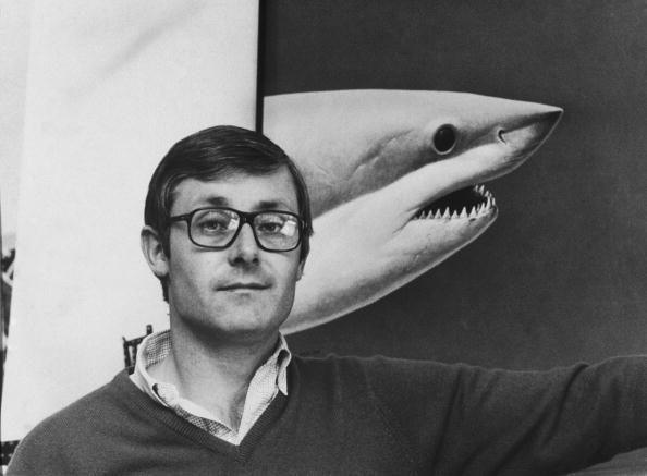 peter benchley autor de la novela tiburon