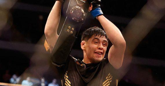 Quién es Brandon Moreno UFC