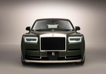 Rolls-Royce Hermès frente