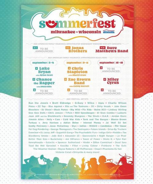 Summerfest: Festial de música 2021