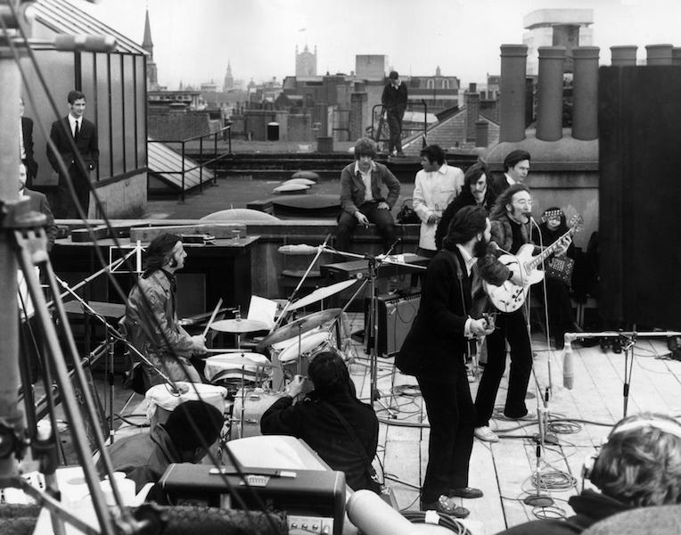 The Beatles Get Back Nuevo Documental Disney