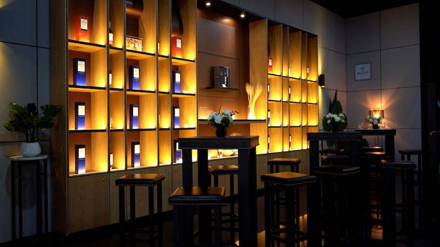 The Macallan Experiencia Querétaro La Europea Whisky botellas