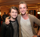 Daniel Radcliffe y Tom Felton