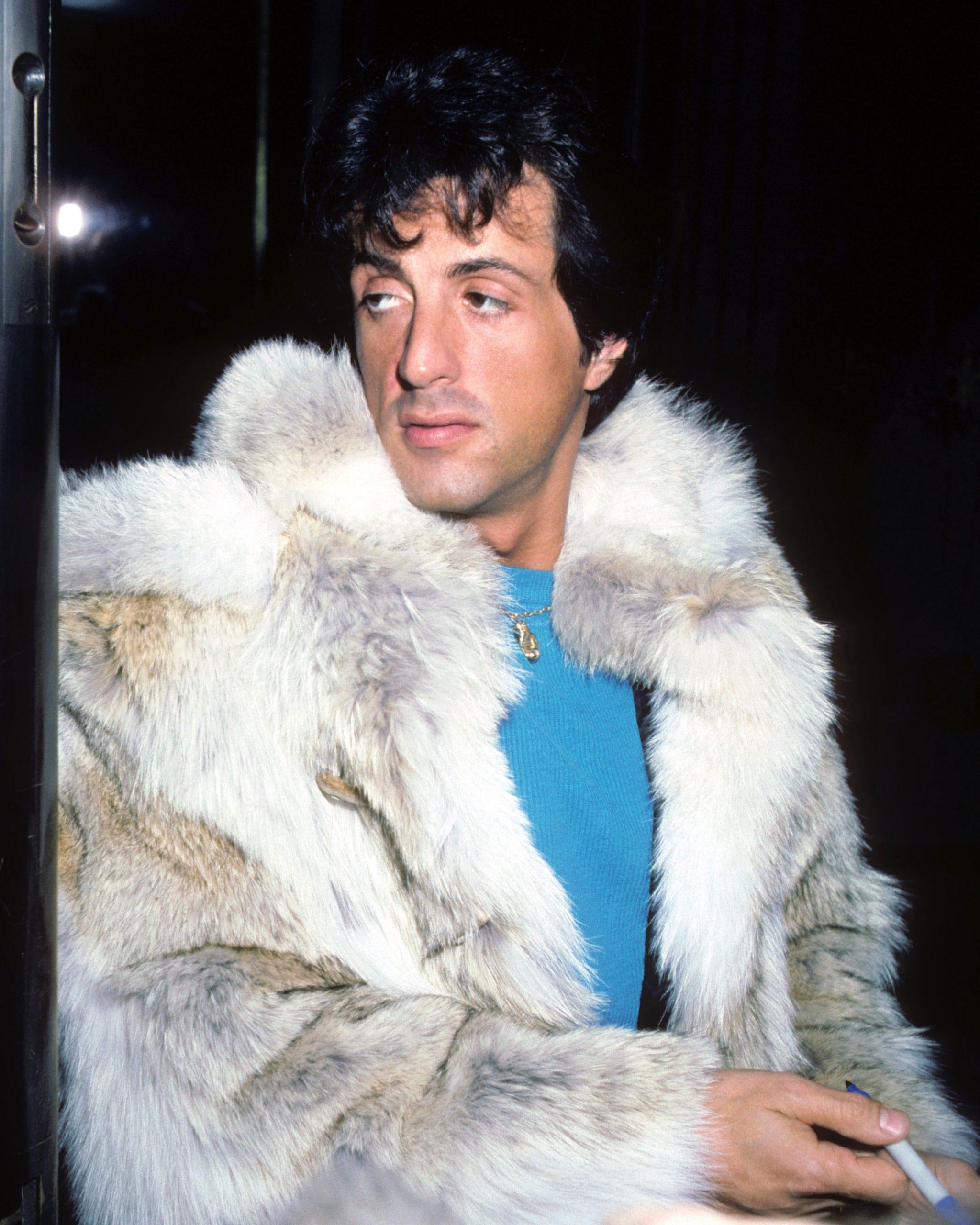 75 años de Sylvester Stallone